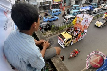 Rental mobil mendadak laris saat kampanye