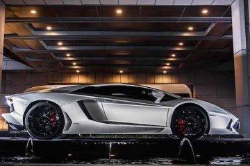 Lamborghini luncurkan Aventador Jackie Chan Edition