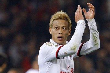Keisuke Honda tularkan ilmu pada pemain Indonesia