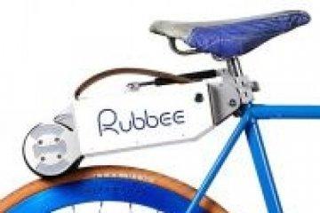 Sepeda jadi motor berkat Rubbee
