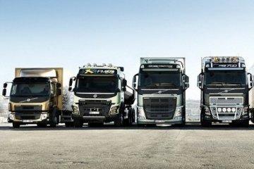 Volvo Trucks akan luncurkan varian baru
