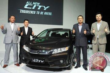 Honda All New City mulai meluncur di Indonesia