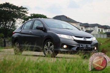 All new Honda City mini sedan terlaris