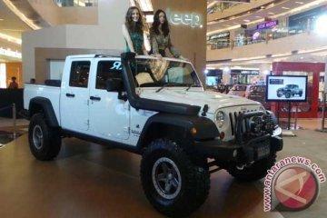 Jeep rilis Wrangler terbaru akhir bulan ini