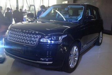 Range Rover 3000 cc Supercharger respon JLR dari kenaikan PPnBM