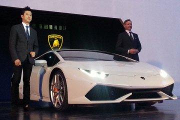 Lamborghini Huracan LP 610-4 ditargetkan terjual 10 unit tahun ini
