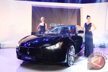 Maserati Ghibli meluncur di Indonesia