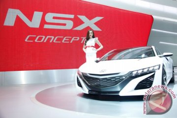 Mobil Konsep Honda NSX II