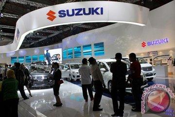 Band Arkarna akan hibur pengunjung booth Suzuki