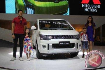 Mitsubishi targetkan penjualan Delica 150 unit/bulan