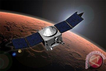 Pesawat NASA mengorbit untuk cari jejak air di Mars