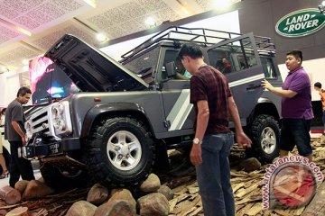 Land Rover Defender 4 x4 legendaris