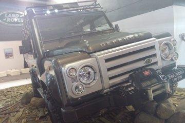 Land Rover Defender berakhir produksi