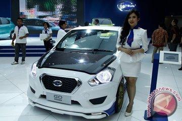 Datsun lampaui target penjualan 400 unit selama IIMS 2014