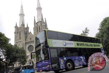 Istiqlal sediakan parkir mobil untuk jemaat Gereja Katedral