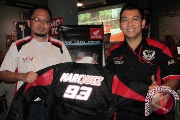 Dua jagoan MotoGP Honda kunjungi Indonesia