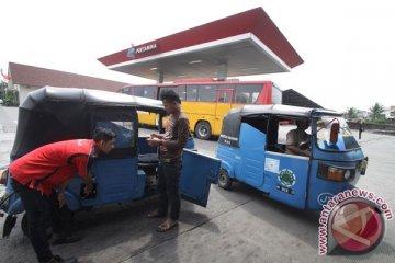 Pengamat: bajaj belum jadi prioritas angkutan umum