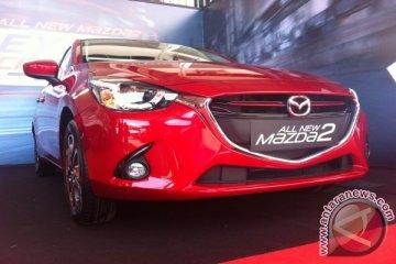 Mazda belum berniat dirikan pabrik di Indonesia