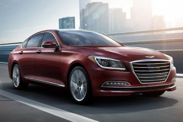 Genesis G70 sabet penghargaan sedan terbaik di Detroit