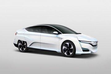 Honda FCV siap produksi 2016