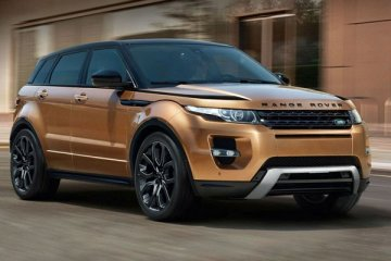 Jaguar minta warga Tiongkok tak beli Range Rover tiruan