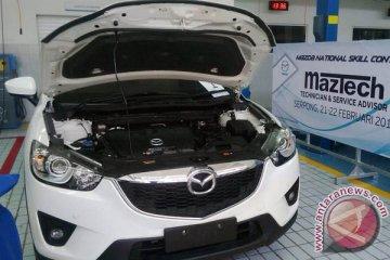 Mazda tak ingin buru-buru pasang target