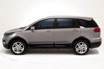 SUV Tata Hexa diperkenalkan di Jenewa motorshow