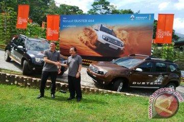 Renault Duster 4x4 diklaim cocok untuk Indonesia