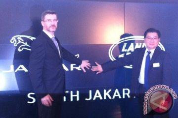 Showroom terbesar JLR di Asia Tenggara ada di Jaksel