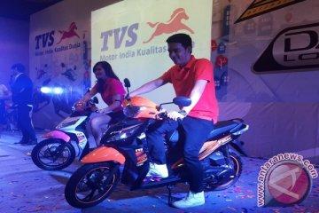 TVS rilis Dazz DFI skutik mesin injeksi