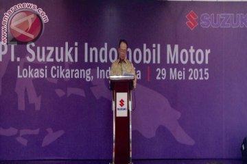 Suzuki Indonesia resmikan pabrik terbesar di Indonesia