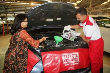 TMO Lubricant nama baru oli Toyota