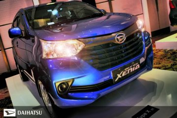 Penjualan mobil Daihatsu tembus 97.623 unit