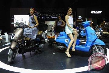 Garansindo distribusikan Peugeot Scooters pesanan pelanggan