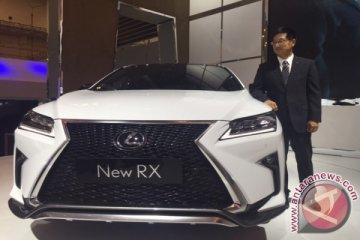 Kunci sukses crossover mewah Lexus RX