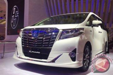 Toyota perkenalkan Alphard baru, harga naik mulai Rp 20.5 juta