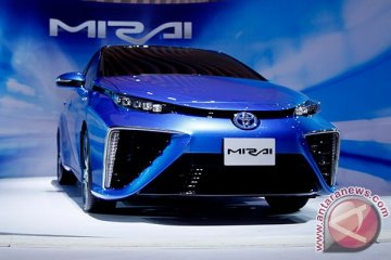 Toyota komitmen kembangkan teknologi mesin ramah lingkungan