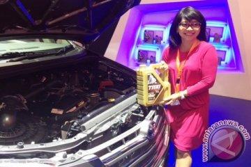 Toyota Motor Oil laris 7 juta liter pada 2015