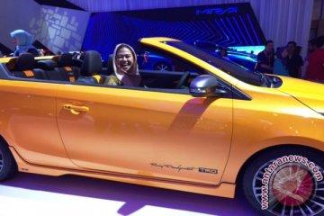 Ptl Bupati Karawang kagumi mobil ramah lingkungan Toyota
