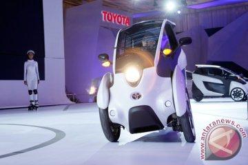 Mirai dan i-Road wujud teknologi masa depan Toyota