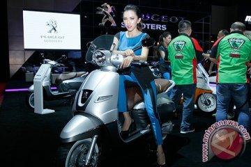Peugeot Django sepeda motor baru terbaik IIMS 2015