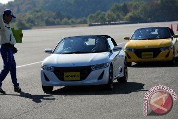 Test Drive Honda BRV