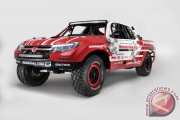 Honda Ridgeline Baja Race Truck tampil perdana di Las Vegas