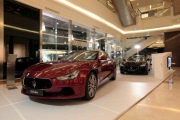 Beli mobil mewah Maserati kini makin mudah