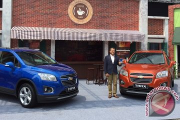 Chervolet Trax lawan baru HR-V dan Ecosport