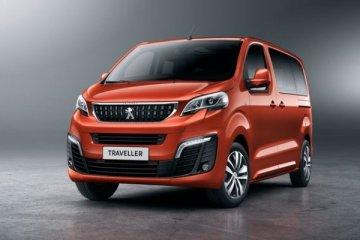 Peugeot dan Toyota luncurkan trio vans