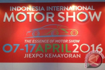 Industri otomotif tak akan maju tanpa pameran