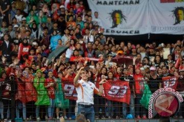 Marquez dan Pedrosa kembali sapa fans Indonesia akhir Oktober 2016