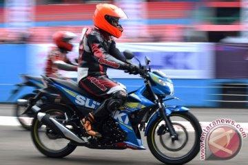 Suzuki Motor pamerkan big bike di GIIAS