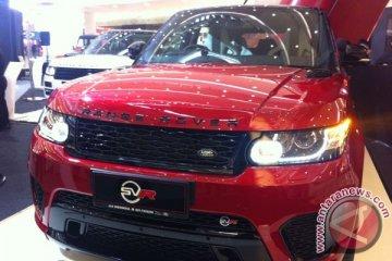 Range Rover Sport SVR Rp5,5miliar hadir di Indonesia